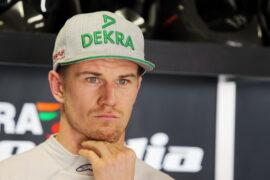 Nico Hulkenberg (GER) Sahara Force India F1. Brazilian Grand Prix 2016