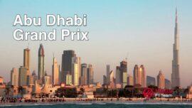Round 21: The Abu Dhabi Grand Prix