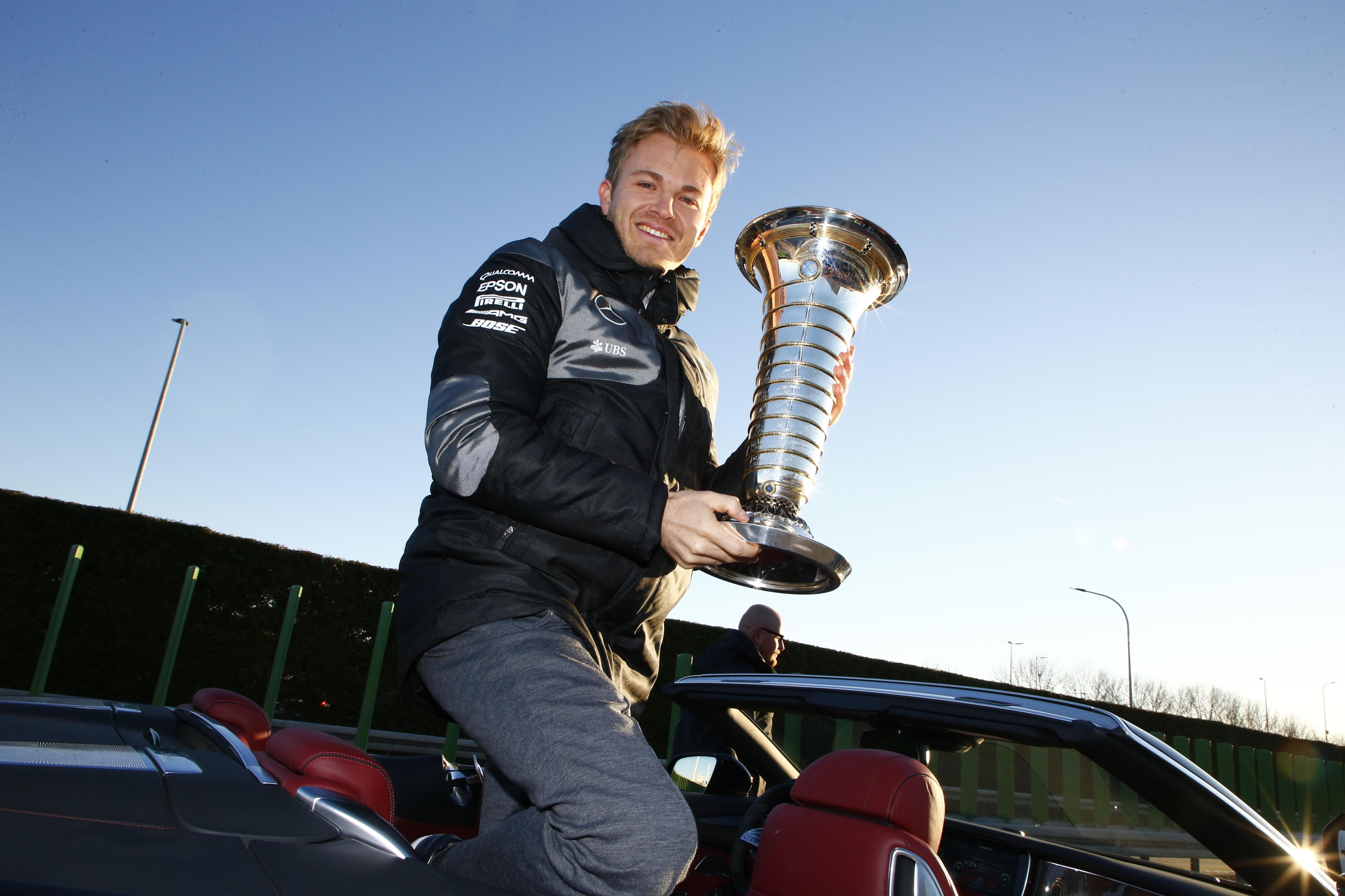 Rosberg denies two-race 'ban' report