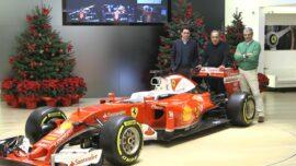Ferrari's CEO Marchionne about 2016/2017 F1 season