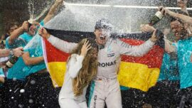 Nico Rosberg opens up on achieving his childhood dream