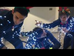 The Christmas Mannequin Challenge