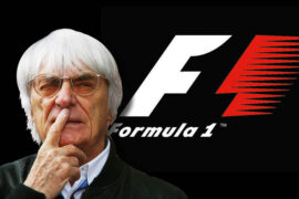 Ecclestone: F1 'not racing anymore'