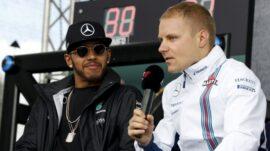 Hamilton & Bottas