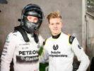 Mercedes' Wolff eyes Mick Schumacher