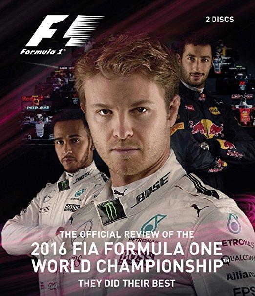 Buy F1 DVD video