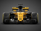 Renault RS17 F1 car launch pictures