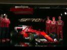 Ferrari SF70H launch pictures