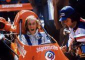 Stuck: Ferrari 'perfect' for Schumacher