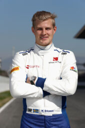 Sauber Marcus Ericsson F1 test Barcelona 2017