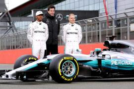 Daimler denies Mercedes team rumours