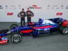 Toro Rosso STR12 launch pictures