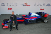 Toro Rosso working to fit Honda engine