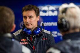 James Key of Scuderia Toro Rosso