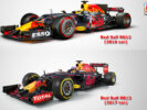 Red Bull RB13 launch pictures