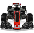 Haas VF-17 launch pictures
