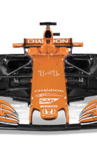 McLaren MCL32 front view