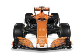 McLaren MCL32 front-top view