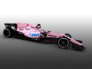 Force India VJM10 F1 car launch pictures