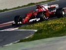 Kimi Raikkonen, Ferrari SF70H, Catalunya Circuit, Spain