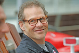 Jacques Villeneuve 2018 Beyond the Grid interview