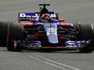 Daniil Kvyat, Toro Rosso STR12, 2017 Australian GP