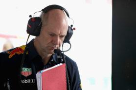 Newey has full focus back on Formula 1