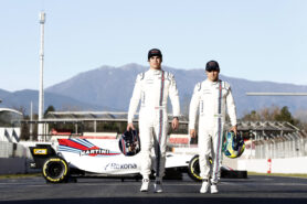 Massa 'annoyed' by Stroll comments