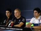 (L to R): Esteban Ocon, Valtteri Bottas, Lance Stroll, 2017 Australian Grand Prix
