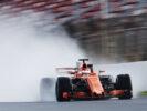 Stoffel Vandoorne, McLaren MCL32, Circuit de Barcelona Catalunya, Barcelona, Spain.