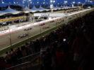 Start of the 2017 Bahrain F1/GP