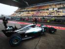 Valtteri Bottas Mercedes W08 Shanghai International Circuit, Shanghai, China. Friday 07 April 2017.