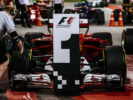 Ferrari number 1 Bahrain F1/GP 2017
