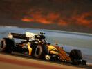 Jolyon Palmer (GBR) Renault Sport F1 Team RS17. Bahrain Grand Prix, Friday 14th April 2017. Sakhir, Bahrain.