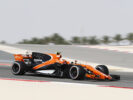 Stoffel Vandoorne Bahrain International Circuit, Sakhir, Bahrain. Friday 14 April 2017.