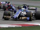 Marcus Ericsson (SWE), Sauber F1 Team. Shanghai International Circuit. Chinese GP Saturday 08/04/17