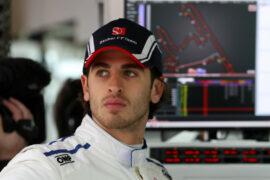 Antonio Giovinazzi (ITA), Sauber F1 Team. Shanghai International Circuit.