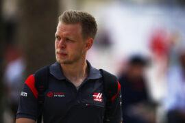 Kevin Magnussen Bahrain. Saturday 15 April 2017.