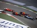Formula One - Mercedes-AMG Petronas Motorsport, Bahrain GP 2017. Lewis Hamilton;