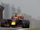 Daniel Ricciardo of Red Bull Racing Red Bull-TAG Heuer RB13 TAG Heuer on track during qualifying for the Formula One Grand Prix of China at Shanghai International Circuit on April 8, 2017 in Shanghai, China.