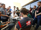 Romain Grosjean Bahrain International Circuit, Sakhir, Bahrain.