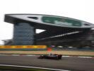 Haas VF17 at speed Shanghai International Circuit, Shanghai, China. Sunday 09 April 2017.
