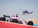 Esteban Ocon (FRA) Sahara Force India F1 VJM10. Bahrain Grand Prix, Saturday 15th April 2017. Sakhir, Bahrain.