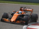 Shanghai International Circuit, Shanghai, China. Saturday 08 April 2017. Fernando Alonso, McLaren MCL32 Honda.