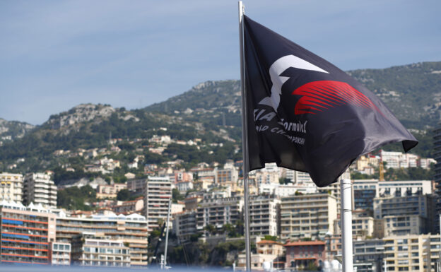 Monte Carlo, Monaco. Wednesday 24 May 2017.