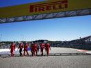 Ferrari at Sochi Autodrom, Sochi, Russia. Thursday 27 April 2017.