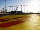 Sochi Autodrom, Sochi, Russia. Thursday 27 April 2017.