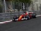 Kimi Raikkonen Ferrari GP MONACO F1/2017