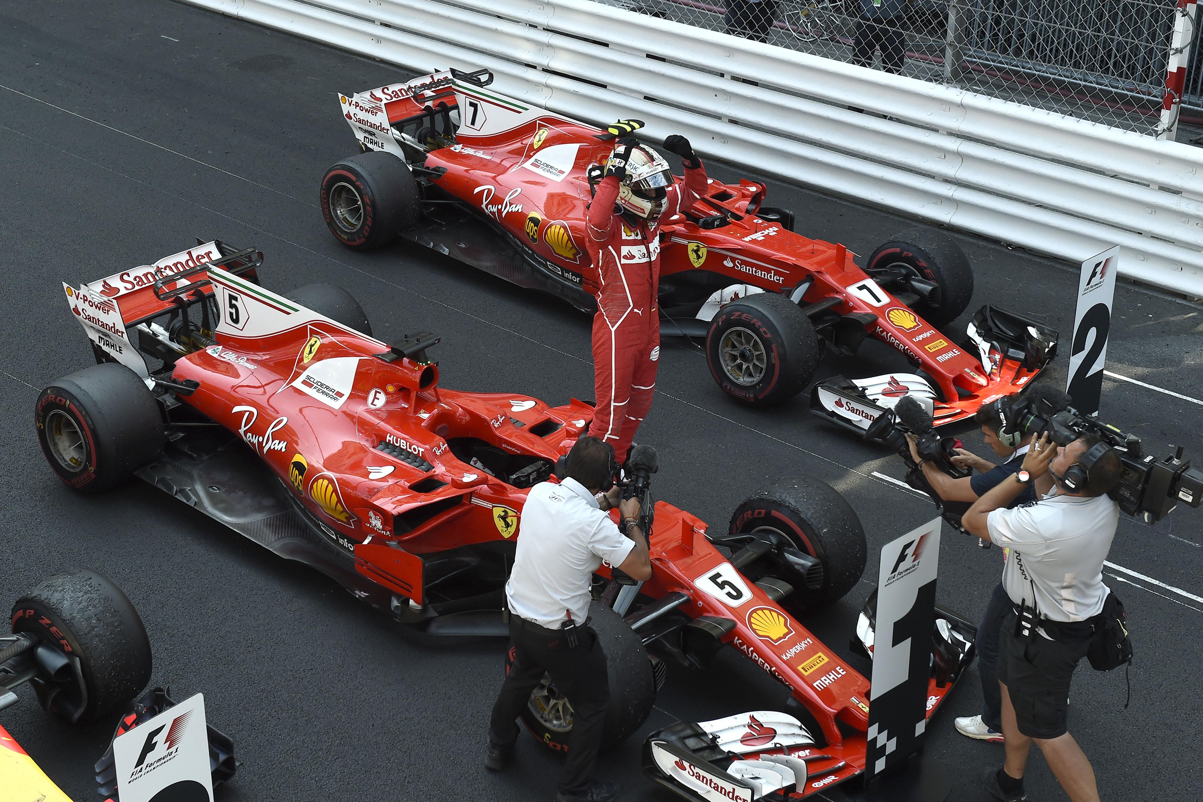 Wolff Ferrari 16 Weeks Ahead With 2017 Car