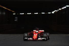 Sebastian Vettel GP MONACO F1/2017